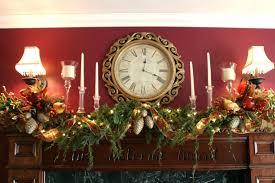christmas mantel ornaments nutcracker decorative fireplace but