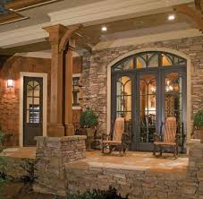 Craftsman House Style Interior Craftsman Style Interior Glass Doors Craftsman House