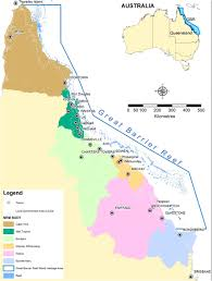 Great Barrier Reef Map Advances In Monitoring The Human Dimension Of Natural Resource
