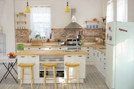 small white kitchen island furniture korean kitchen with small white kitchen island