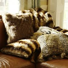 Bedroom Lounge Chairs Canada Amazon Com Best Home Fashion Chinchilla Faux Fur Pillow Covers