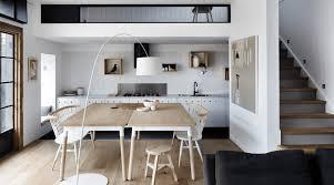 interiors nordic scandinavian interior features dining room with