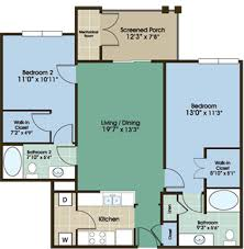 mission floor plans two bedroom apartments in charleston sc mission luxury