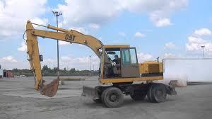 cat excavator 212 youtube