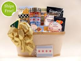 gift baskets with free shipping chicago style chicago gift basket chicago gifts and snacks