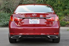 lexus es model years first drive 2013 lexus gs 350 autoblog