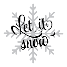 let it snow snowflake wall quotes decal wallquotes com