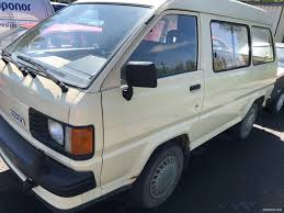 toyota liteace short low 1989 used vehicle nettiauto
