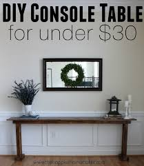 Entryway Tables And Consoles Narrow Console Tables And Their Extreme Versatility Console