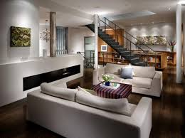 contemporary living rooms sleek modern contemporary living room ideas with two white sofas