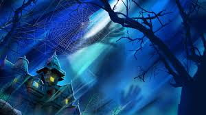 halloween background 1280 x 720 1280x720 haunted mansion desktop pc and mac wallpaper