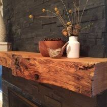 Wood Mantel Shelf Plans by 323 Best Wood Mantles U0026 Fireplace Surrounds Images On Pinterest