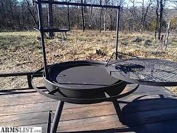 Fire Pit Grille by Armslist For Sale Trade Fire Pit Grill