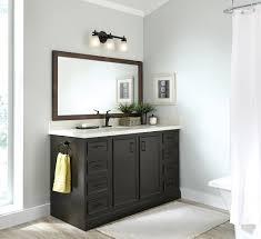 Black Bathroom Furniture Bathroom Small Bathroom Design With Oak Bathroom Cabinets And