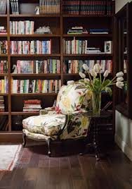 comfy library chairs cozy reading area with a comfy chair library pinterest books