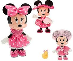 amazon mickey mouse clubhouse minnie mouse toddler doll