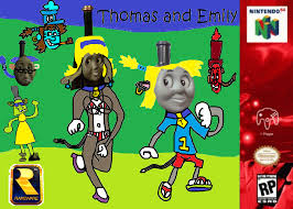 image thomas and emily poster xbox 360 redone png the