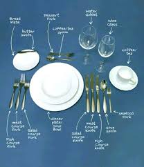 Dining Table Set Up Dining Table Set Up Table Setting In Dining High