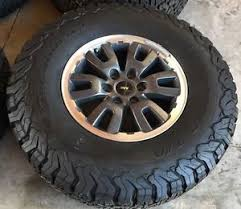 ford f150 rims 17 inch 17 inch ford f 150 svt raptor 17 oem wheels and tires lt315 70r17