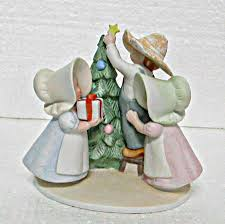 Home Interior Masterpiece Figurines Homco Circle Of Friends Figurine 13 Listings