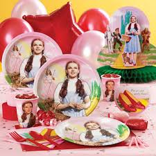 Wizard Of Oz Party Decorations Kids Party Supplies To Throw An Unique Party