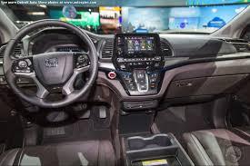 Honda Odyssey Interior Naias Stud Or Dud Does The All New 2018 Honda Odyssey U0027s
