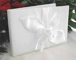 livre d or mariage pas cher idees originale pour mariage theme en hiver flocon de neige theme