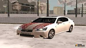 nfsmw lexus is300 lexus for gta san andreas page 11