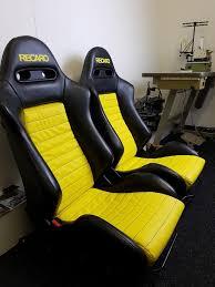 Recaro Upholstery Recaro Bucket Seat Upholstery Samco Interiors
