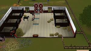 horse barn layouts floor plans who u0027s made there own farm or barn add pics u2014 the sims forums