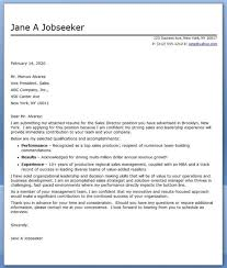 sales manager cover letter examples general manager job seeking