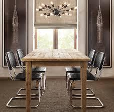 Restoration Hardware Dining Room Tables 1900s Boulangerie Rectangular Extension Dining Table