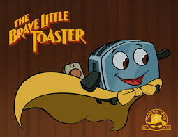 The Little Toaster Goes To Mars Brave Little Toaster Clipart 28