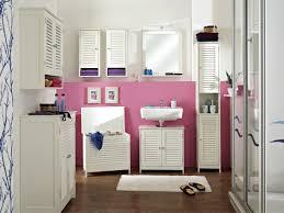 miroir avec applique miroir de salle de bain en bois avec 1 étagère 1 applique led en