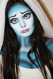 Corpse Bride Halloween Costume Corpse Bride Emily Makeup Tutorial Makeup