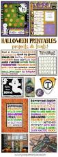 Halloween Craft Patterns 623 Best Halloween Printables Images On Pinterest Halloween