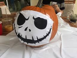 jack skellington u201d halloween pumpkin carving u2013 the official site of