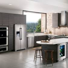 flooring white cancos tile plus kitchen cabinet plus frige and