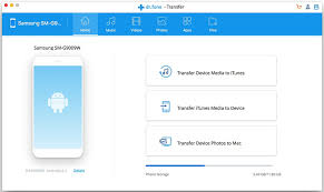 itunes on android how to transfer from android to itunes dr fone