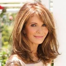 photo gallery of long hairstyles for ladies over 50 viewing 15 of
