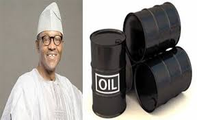Image result for images of Buhari with fuel subsidy