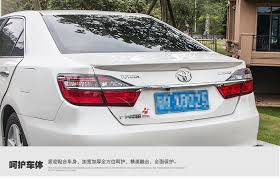 toyota camry spoiler rear spoiler toyota camry promotion shop for promotional rear