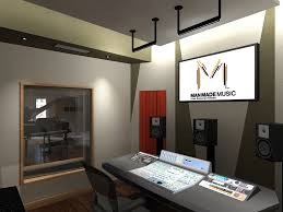 Build A Studio Desk by Francis Manzella Design Ltd Architectural And Acoustic Design