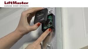 liftmaster garage door opener batteries how to test and replace the battery on the myq garage door sensor