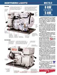 used northern lights generator for sale northern lights l1066 series 135 275 hp lugger marine propulsion