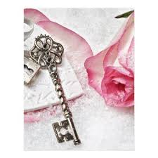 key to my heart gifts the key to my heart and lock valentines day letterhead