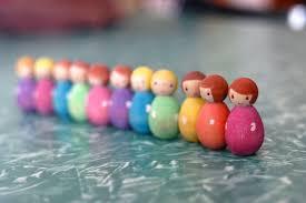 the cutest peg dolls ever eeek clean