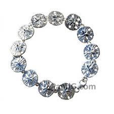 design charm bracelet images Sterling silver bracelet sand dollar jpg
