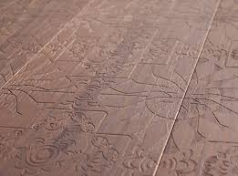 artistic wood flooring by mafi carving