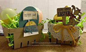 easter baskets for sale diy easter baskets with the berry basket die remarkable creations